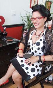 Élisabeth Alarie, artiste maquilleuse