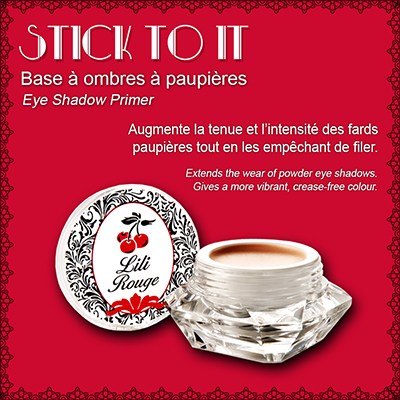Stick to it base maquillage paupières